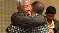 被困印度54年中国老兵王琪回到家乡咸阳