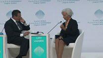 چرا رئیس صندوق بین المللی پول به آینده اقتصاد آمریکا خوشبین است؟