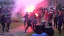 تظاهرات خشونتبار در اعتراض به تجاوز پلیس به یک سیاهپوست در فرانسه