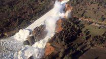 Fears over 'weakened' US dam
