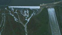 مخاوف انهيار أطول سد في الولايات المتحدة