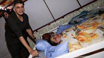 500 کلو وزنی مصری خاتون ممبئی میں