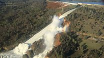 Oroville Dam: Spillway was close to collapse