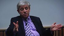 Bercow: I voted to remain in EU