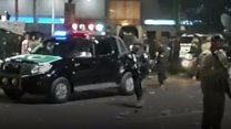 دھماکے کے بعد لاہور میں سکیورٹی کے سخت انتظامات