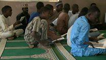 Les nigérians prient pour leur président