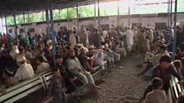 دیدهبان حقوق بشر: رفتار پاکستان با مهاجران افغان نقض آشکار حقوق بشر است