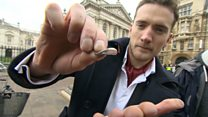 Cambridge street magician wins prestigious award