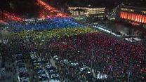 Бухарест: протести не вщухають