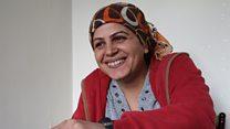 Diyarbakır'ın ilk ve tek kadın tespih ustası