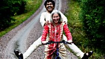 The man who cycled from India to Sweden for love