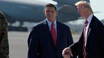 အမေရိကန်ရဲ့ အမျိုးသားလုံခြုံရေး အကြံပေး နုတ်ထွက်
