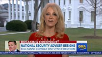 Trump aide: Flynn 'dishonest or forgetful'