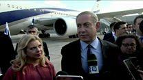 بنیامین نتانیاهو برای فشار بیشتر بر ایران وارد واشنگتن شد