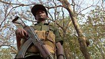 UN peacekeeping in Bambari