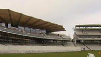 क्रिकेट स्टेडियम चलेगा अक्ष्य ऊर्जा से