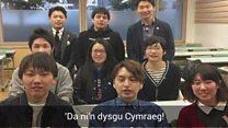 Dysgu Cymraeg yn Japan