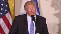 ترامب: على الطرفين الإسرائيلي والفلسطيني تقديم تنازلات