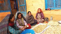 जुम्लाका महिला उद्यमी
