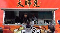香港食物车带食客重温儿时记忆