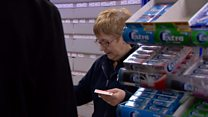 Calls to protect shopworkers from abuse