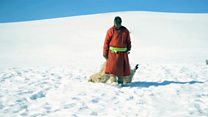 Moğolistan için acil yardım çağrısı