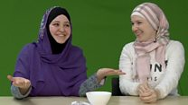 """""""Неловкие вопросы"""": отвечают россиянки в хиджабах"""