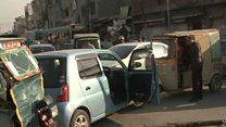 لاہور میں ٹریفک مینجمنٹ کا نیا نظام