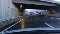 Driver takes in new Raith Interchange