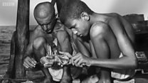பஹ்ரைனில் முத்தெடுப்பவர்களின் கலாச்சாரம் பற்றிய கண்காட்சி