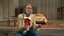 70 سالگی اسفندیار غلامف در تاجیکستان جشن گرفته شد