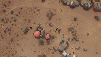 Somalia's 'looming famine catastrophe'