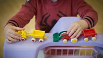 A third of children 'not reaching expectations'