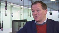 Fake News: Damian Collins talks to Newsround