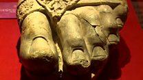 بازگشت دهها قطعه از آثار باستانی افغانستان