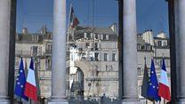 ТВ-новости: кто поселится в Елисейском дворце? Франция готовится к выборам президента