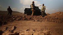 Iraqi forces prepare to retake west Mosul