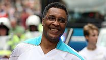 Michael Watson attack 'disgusting': Spencer Oliver