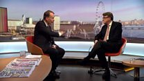 Mandelson urges Lords to show Brexit 'courage'