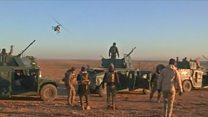 نیروهای عراقی به دنبال پس گرفتن کامل موصل از داعش هستند