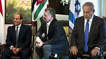 نتنياهو يقر بعقد قمة سرية مع السيسي والملك عبد الله