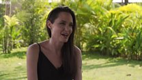 Interview with Angelina Jolie
