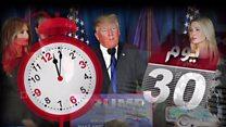 ترامب...في 30 يوما