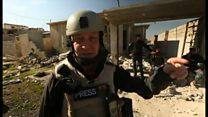 イラク軍がモスルに向け進攻 同行記者が伝える戦況