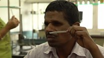 India's blind find perfume jobs
