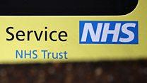 'Longest financial squeeze' causes NHS deficit