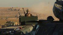 အီရတ်အစိုးရတပ်ထိုးစစ်ပြန်လည် စတင်