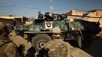 ТВ-новости: наступление на Мосул – репортаж с передовой