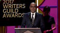 تقدیر از عباس کیارستمی در مراسم اهدای جوایز انجمن فیلمنامه نویسان آمریکا