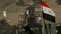 دومین روز از عملیات تازه موصل؛ نیروهای عراقی به سوی مقر داعش پیش می روند